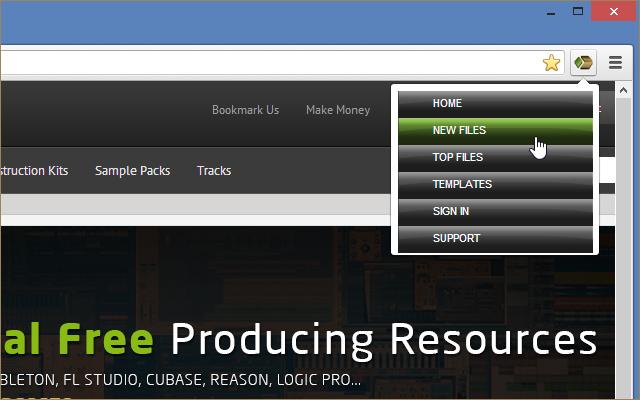 ProducerBox Chrome Extension