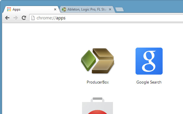 how to make a website your homepage on chrome