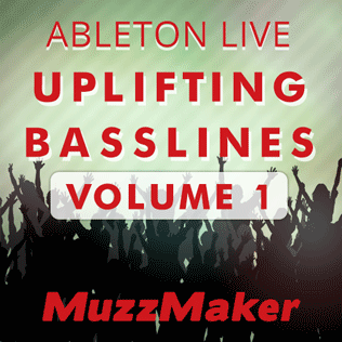 Uplifting Trance Basslines Ableton Template Vol. 1