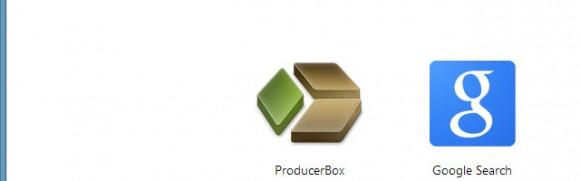 ProducerBox Launcher App